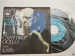 Antiguo Vinilo Single - Old Vinyl Single: Sin autor