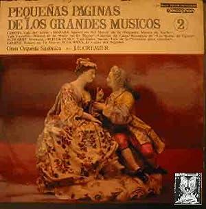 Disco Vinilo - Old vinyl .- PEQUEÑAS: Sin autor