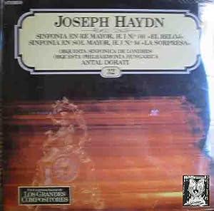 Disco Vinilo - Old vinyl .- JOSEPH: Sin autor
