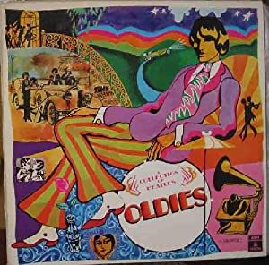Antiguo vinilo - Old Vinyl .-THE BEATLES : A COLLECTION OF BEATLES OLDIES (Los exitos de los Beat...