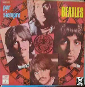 Antiguo vinilo - Old Vinyl .-THE BEATLES : POR SIEMPRE