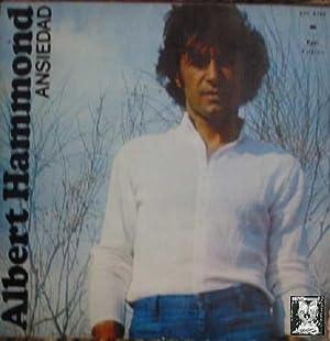 Antiguo vinilo - Old Vinyl .- ALBERT: Sin autor