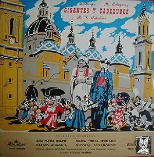 Antiguo vinilo - Old Vinyl .- GIGANTES: Sin autor