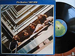 Antiguo Vinilo - Old Vinyl : THE BEATLES / 1967 - 1970