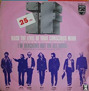 Antiguo Vinilo - Old Vinyl : IF : Raise the level of your conscious mind; I'm reaching out on all...