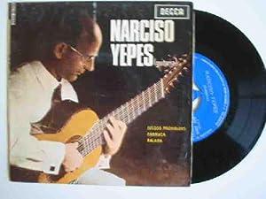 Antiguo Vinilo - Old Vinyl : NARCISO: Sin autor