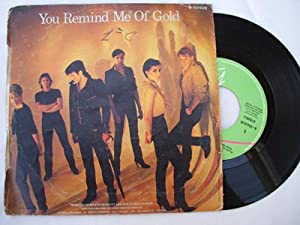 Disco Vinilo - Vinyl Disc : THE HUMAN LEAGUE : Mirror man; You remind me of gold