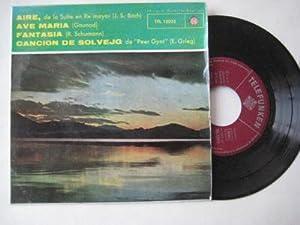Antiguo Vinilo - Old Vinyl : AIRE: Sin autor