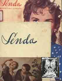 SENDA, REVISTA PARA LA MUJER. LOTE 2: Sin autor