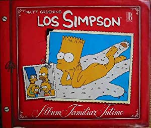 LOS SIMPSON. Álbum Familiar Íntimo