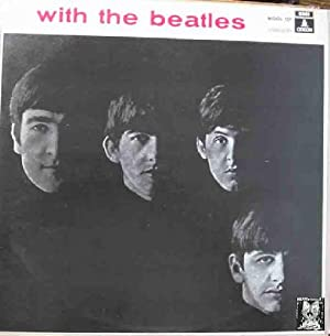 Antiguo vinilo - Old Vinyl .-WITH THE BEATLES