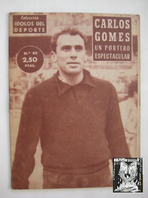 Idolos del Deporte, nº 43, Enero 1959.: DE ECHARRI José