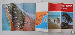 Folleto Turismo - Tourist Brochure : VALENCIA EL SALER.