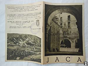 Folleto Turístico - Tourist Brochure : JACA