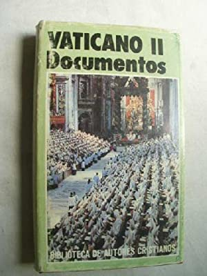 VATICANO II, DOCUMENTOS
