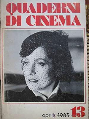 QUADERNI DE CINEMA, 13