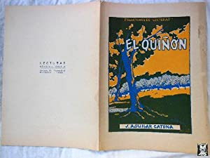 Cubiertas - Cover of Book : EL QUIÑÓN