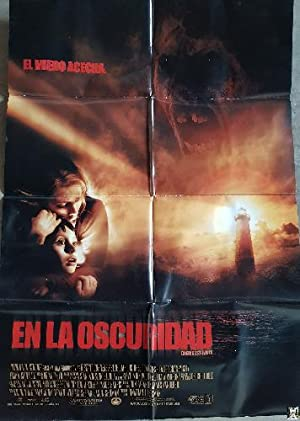 Cartel cine - Movie Poster : EN LA OSCURIDAD - Original.
