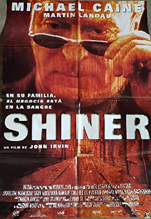 Cartel cine - Movie Poster : SHINER - Original.