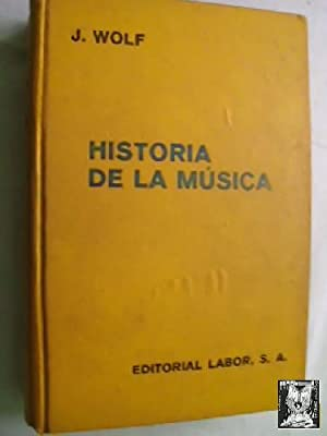 HISTORIA DE LA MÚSICA: WOLF, Johannes