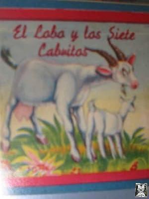 EL LOBO Y LAS SIETE CABRITAS: Sin autor