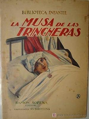 LA MUSA DE LAS TRINCHERAS. BIBLIOTECA INFANTIL N 8: Sin autor