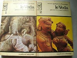 LE VEDA (2 volúmenes): Sin autor