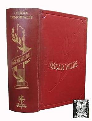 OBRAS INMORTALES: WILDE Oscar