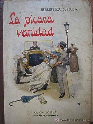 LA PÍCARA VANIDAD: SCHMID Cristobal