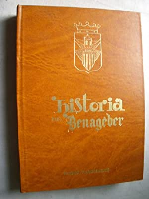 HISTORIA DE BENAGÉBER: PALOMARES, Eliseo