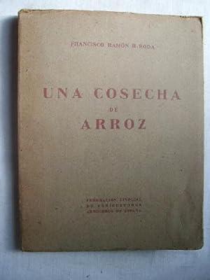 UNA COSECHA DE ARROZ: R-RODA, Francisco Ram�n