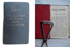 CALCULADOR MODERNO PARA BRILLANTES: W.C.M.