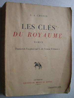 LES CLÉS DU ROYAUME: CRONIN, A.J.