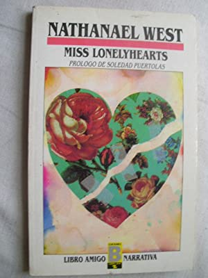 miss lonelyhearts essay This miss lonelyhearts study questions and essay topics interactive is suitable for 12th - higher ed in this online interactive literature activity, students respond to 7 short answer and essay questions about nathanael west's miss lonelyhearts.