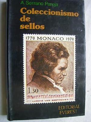 COLECCIONISMO DE SELLOS: SERRANO PAREJA, A.