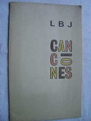 CANCIONES: BALLESTEROS JAIME, Lucio