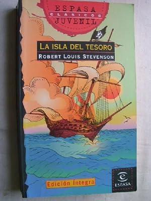 LA ISLA DEL TESORO: STEVENSON, Robert Louis