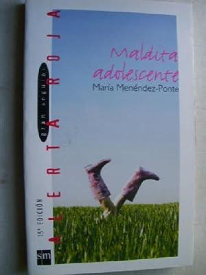MATILDA ADOLESCENTE: MENÉNDEZ-PONTE, María