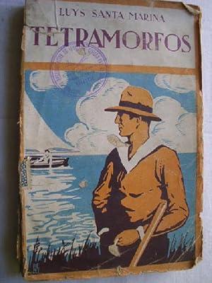 TETRAMORFOS/DOMUS: SANTA MARINA, Luys