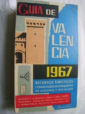 GUÍA DE VALENCIA 1967: AAVV