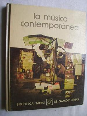 LA MÚSICA CONTEMPORÁNEA: ALBET, Montserrat