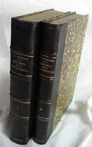 HISTORIA DE LA DIPLOMACIA (dos volúmenes): POTEMKIN, V.P.