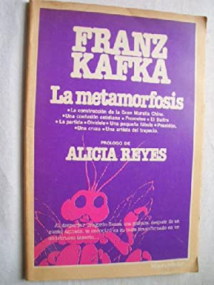 LA METAMORFOSIS: KAFKA, Franz