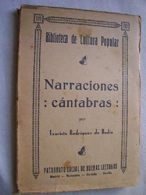 NARRACIONES CÁNTABRAS: RODRÍGUEZ DE BEDIA,