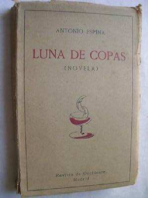 LUNA DE COPAS: ESPINA, Antonio
