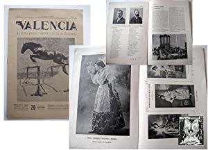 VALENCIA. Literatura, arte, actualidades. Núm.3, junio 1909: AAVV