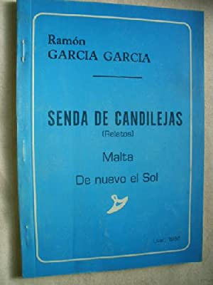 SENDA DE CANDILEJAS: GARCÍA GARCÍA, Ramón