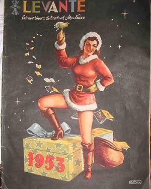 LEVANTE. Extraordinario dedicado al Año Nuevo 1953: Sin autor