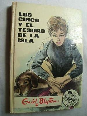 LOS CINCO Y EL TESORO DE LA: BLYTON, Enid
