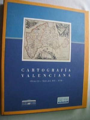 CARTOGRAFÍA VALENCIANA (SIGLOS XVI-XIX): Sin autor